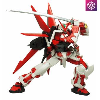 Mô Hình Lắp Ráp Bandai High Grade Astray Red Frame (Flight Unit)