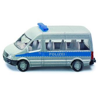 Đồ chơi mô hình xe BLISTER 08 - Xe cảnh sát