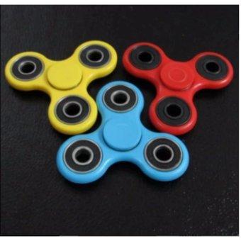 Mua Con Quay Giải Trí Fidget Spinner (đen,đỏ,xanh lá, trắng, vàng) giá tốt nhất