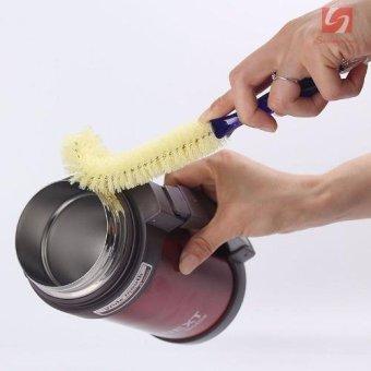 Dụng cụ cọ rửa bình, cốc KM 2056
