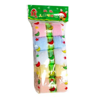Bộ 5 đôi tất giấy lưới cho bé (3 tháng - 24 tháng tuổi) - Phú Đạt