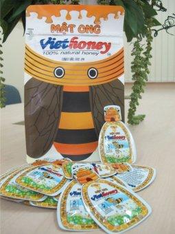 Bộ 3 gói Mật ong Viethoney túi 5g