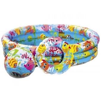Hồ bơi trẻ em combo Intex 59469