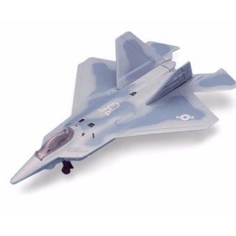 Đồ chơi mô hình máy bay Maisto F/A-22 Raptor