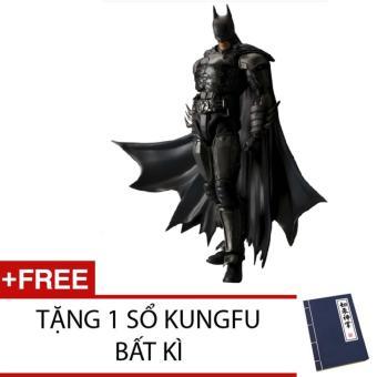Mô hình Batman Injustice tặng sổ kungfu