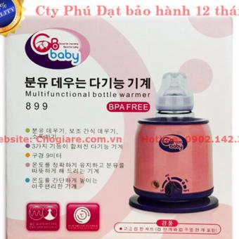 Máy hâm nóng cháo, sữa Hàn Quốc 3 chức năng