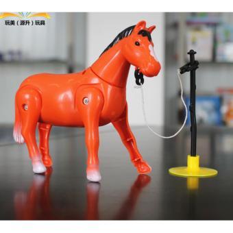Ngựa đi bộ Zebra dùng pin
