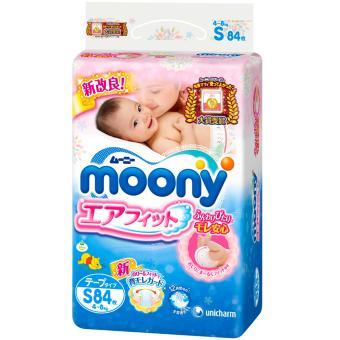 Tã dán Moony size S84