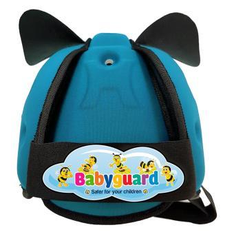 Nón Bảo Hiểm Bảo Vệ Đầu Em Bé Tập Đi Babyguard (Xanh Ngọc)