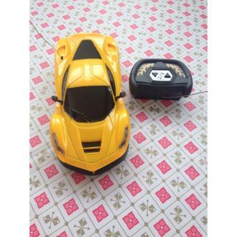 Ô tô mô hình Lamborghini Điều khiển từ Xa 3+(Yellow)
