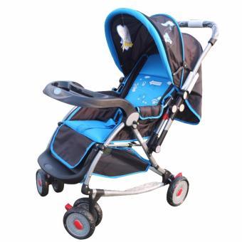 Xe đẩy em bé đa năng bập bênh BBH 720W