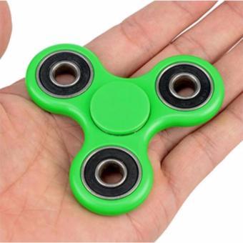 Fidget Spinner CON QUAY GIÚP XẢ STRESS loại 1 cực bền (xanh lá)