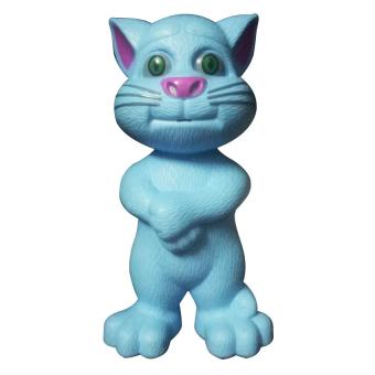 Mèo Tom thông minh biết hát kể chuyện cho bé (Xanh)