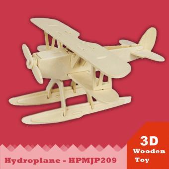 Mô hình 3D Thủy Phi Cơ - HPMJP209