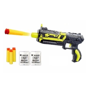 Đồ chơi súng bắn đạn xốp, đạn nước an toàn VegaVN - Mẫu mới 2017