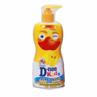 Sữa tắm gội toàn thân trẻ em Thái Lan Dnee kids (400ml) - Cho bé trên 3 tuổi