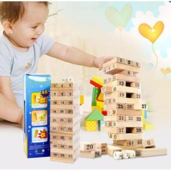 Bộ đồ chơi rút gỗ thông minh cute cho bé