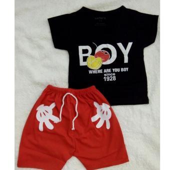 Bộ Boy bé trai
