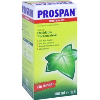 Sirô tiêu đờm Prospan 100ml