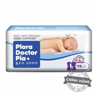 Bỉm Plora Doctor Pia size L (Blue)