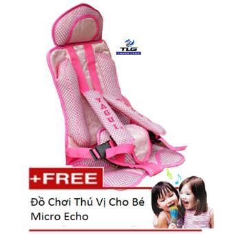 Ghế Ngồi Đa Năng Cho Bé Trên Xe Otô Tặng Kèm Đồ Chơi Thú Vị Micro Echo 206116-303