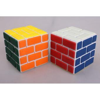 Rubik loại biến thể mới - Độ khó lever 8