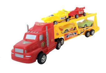 Xe Mô hình container LT268-8306
