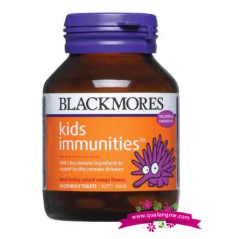 Kẹo Blackmores Kids Immunities bổ sung vitamin tăng sức đề kháng