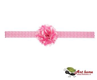 Băng đô cao cấp phụ kiện tóc cho bé yêu AHBĐ8 (hồng nhạt)