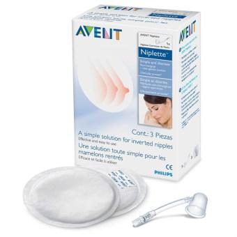 Mua Dụng cụ điều chỉnh đầu ngực Philips AVENT SCF152-01 (Trắng) giá tốt nhất