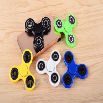Con Quay Giải Trí Fidget Spinner (đen,đỏ,xanh lá, trắng, vàng, Hồng)
