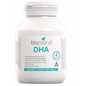 Sữa viên DHA cho bé Bio Island 60 viên(Others)