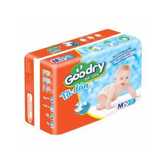 Tã dán Goodry size M (5-10kg) 42 miếng