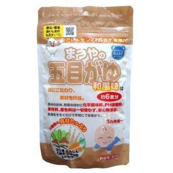 Bột ăn dặm Matsuya rau củ 6th 60g