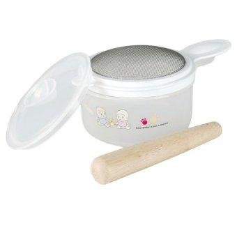 Dụng cụ chế biến thức ăn cho bé Farlin PER 241 (Trắng)