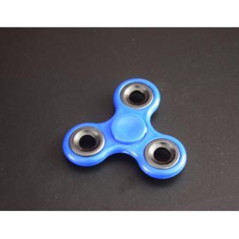 Fidget Spinner CON QUAY GIÚP XẢ STRESS loại 1 cực bền (xanh dương)