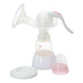 Máy hút sữa bằng tay Mezzo Unimom UM880052 (Trắng)