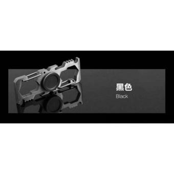 Con quay đa năng thép cao cấp Fidget Spinner DC05 - 1A