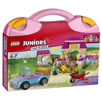 Bộ vali LEGO Juniors10746 nông trại Của Mia 100 chi tiết