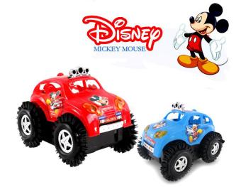 Ô tô Mickey vượt mọi chướng ngại vật (Đỏ)