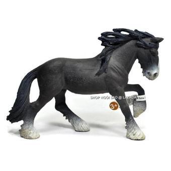 Mô Hình Đồ Chơi Schleich Ngựa Đen Mustang
