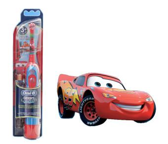 Bàn chải bé trai chạy pin Oral B Stages Power Disney 3+