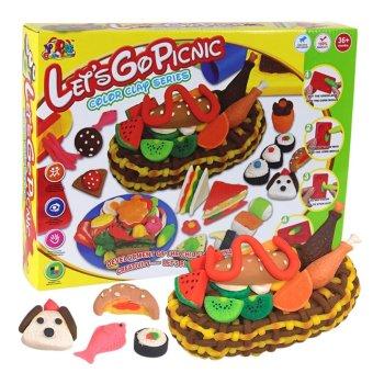 Đồ chơi đất nặn - Các món ăn 5812A