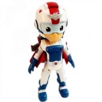 Mô Hình Nhân Vật Paw Patrol Captain Rescue Ryder Flyman
