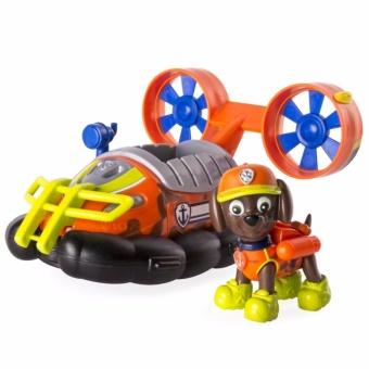 Đồ chơi Paw Patrol xe cứu hộ và chó Zuma Vui vẻ - 16702SML
