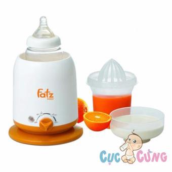 Máy hâm sữa Fatz baby 4 chức năng FB3002SL