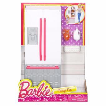 Bộ nội thất phòng ăn/phòng tắm BARBIE DXR91 (giao mẫu ngẫu nhiên)