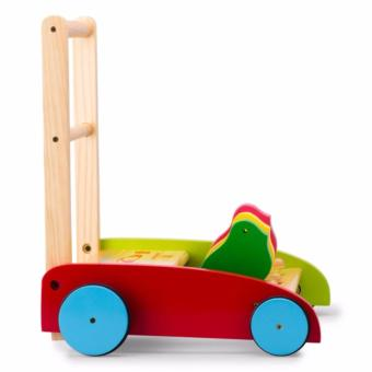 Xe gỗ tập đi