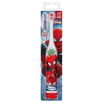 Bàn chải chạy pin Oral-B Pro Health Spinbrush Spider Man