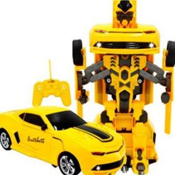 Đồ chơi ô tô biến hình thành Robot